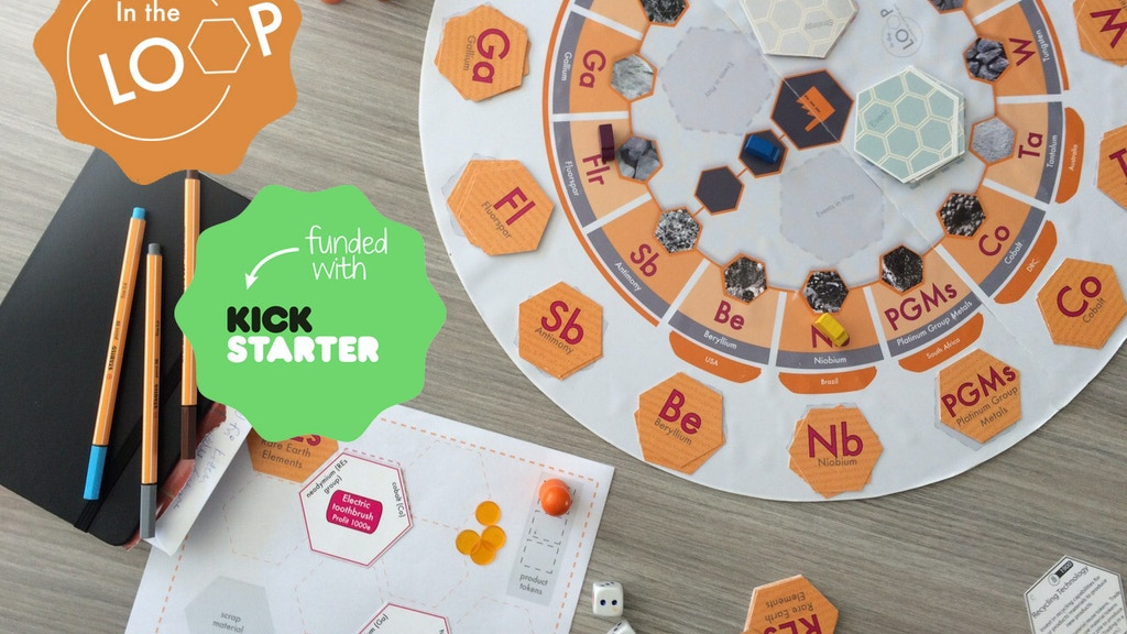 In the Loop: A Resource Strategy Game for Tomorrow's Leaders project video thumbnail