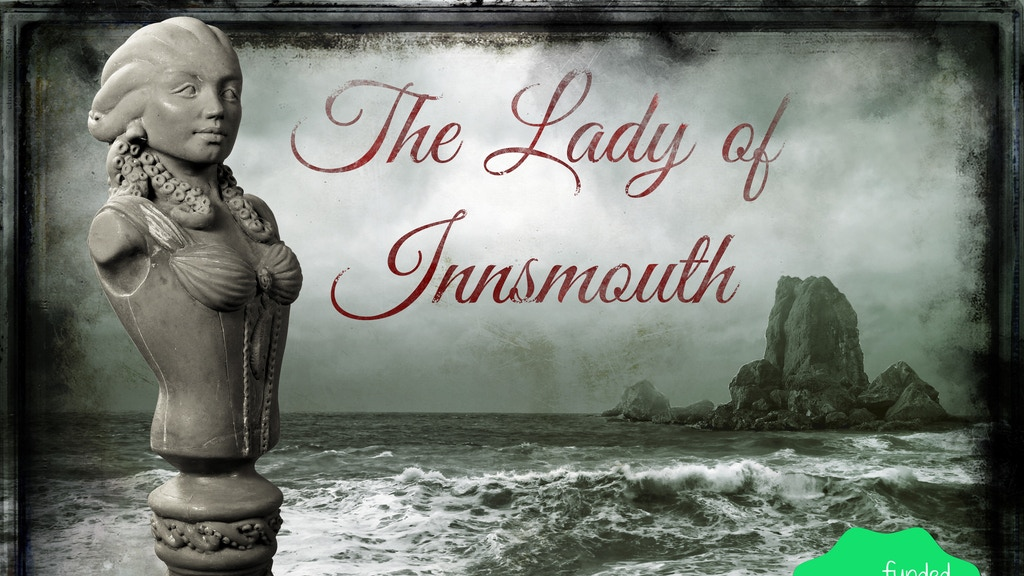 Lady of Innsmouth - An original Lovecraft Mythos Sculpture project video thumbnail
