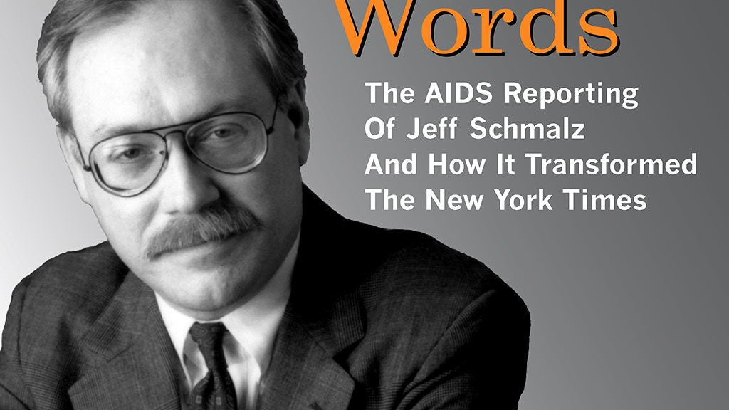 Dying Words: The AIDS Reporting of Jeff Schmalz project video thumbnail