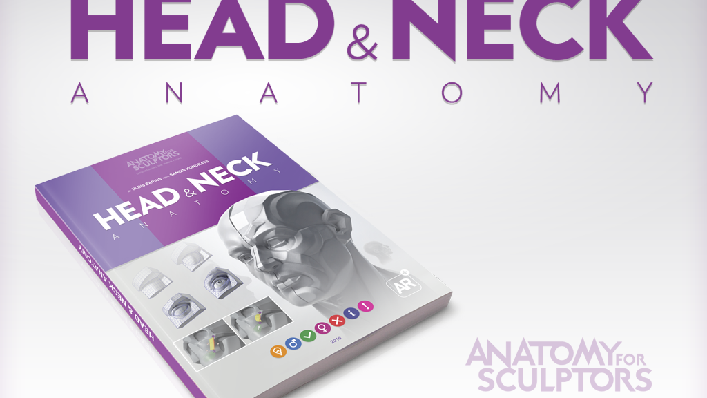 Head & Neck Anatomy: A Book With 3D Augmented Reality project video thumbnail