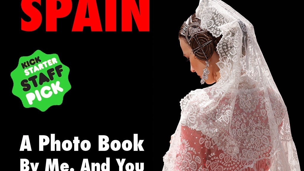 Spain. A New Kind of Photography Book. project video thumbnail
