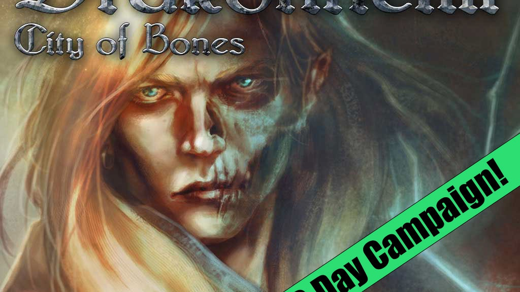 Drakonheim: City of Bones — A Systemless RPG Setting project video thumbnail