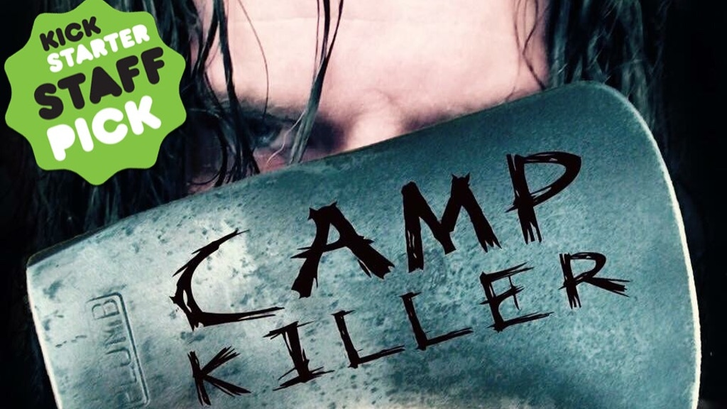 Camp Killer:  Handmade horror from the Chainsaw Sally team! project video thumbnail