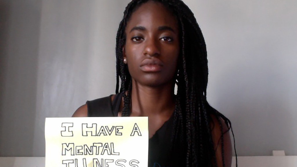 People of Color and Mental Illness Photo Project project video thumbnail