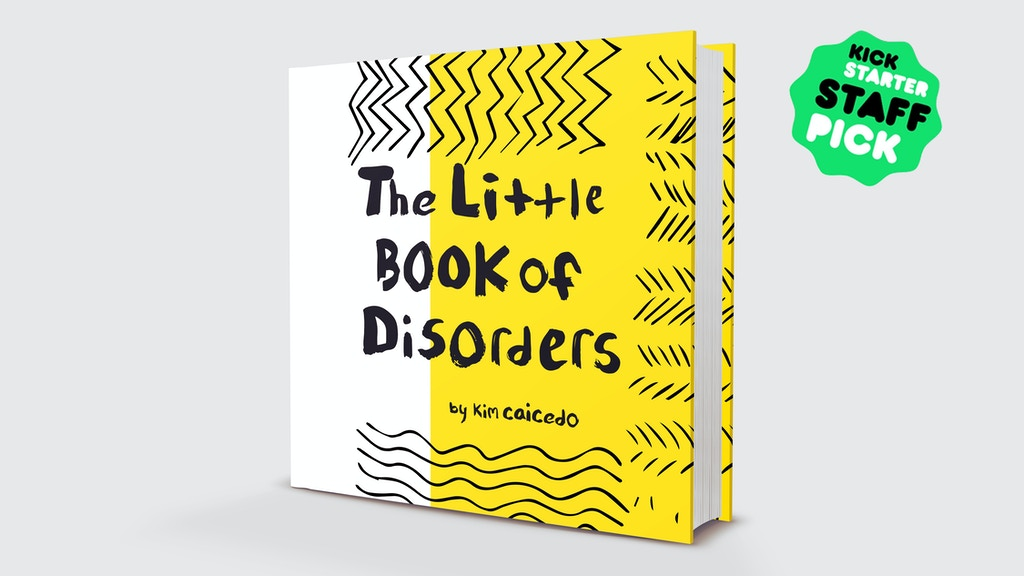 The Little Book of Disorders project video thumbnail