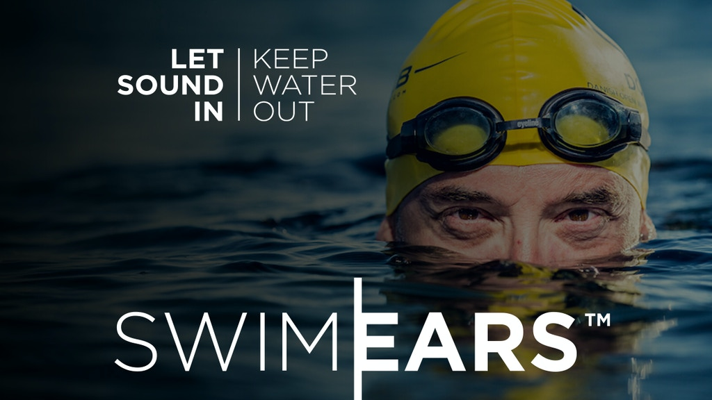 SwimEars™ | Let sound in. Keep water out project video thumbnail