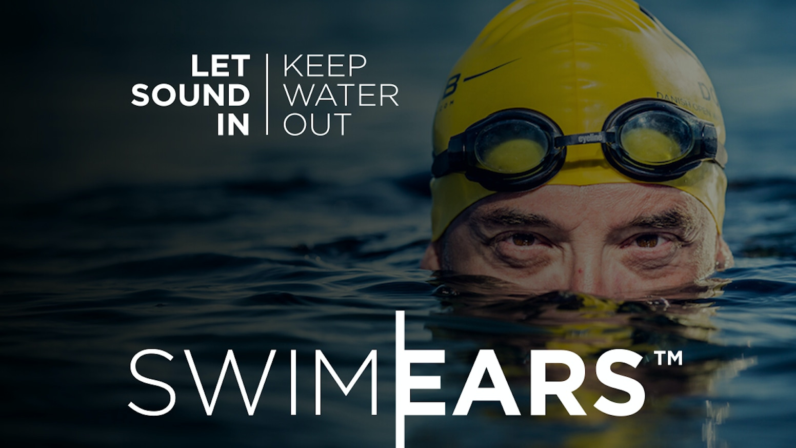 Designed for swimmers & triathletes, SwimEars™ ear plugs protect your ears without affecting your hearing.