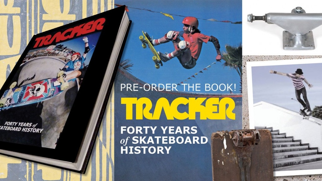 TRACKER – Forty Years of Skateboard History project video thumbnail