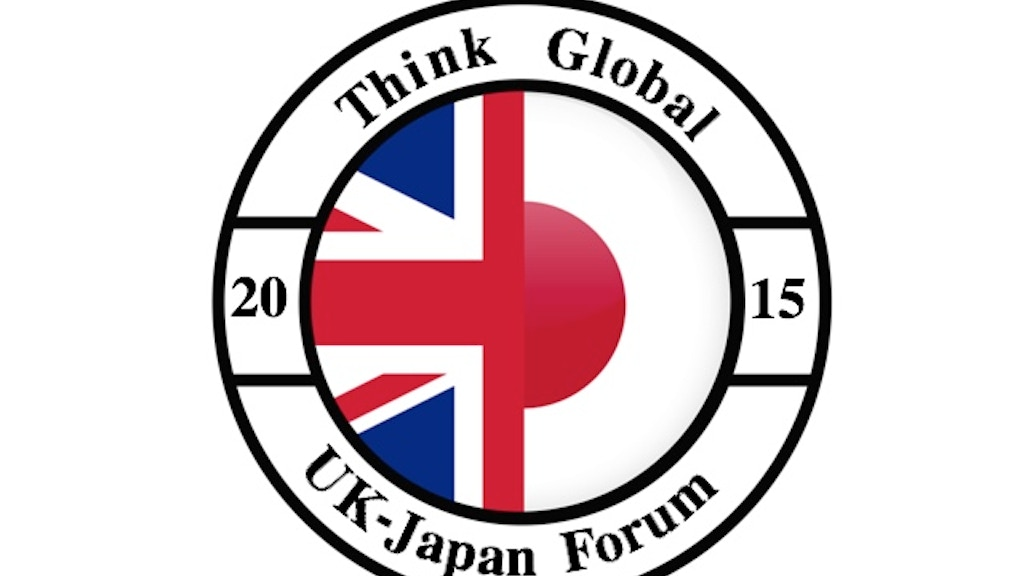Project image for Think Global UK Japan Forum