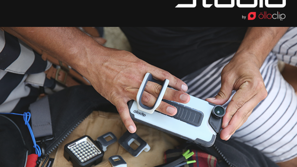 olloclip Studio: an integrated Mobile Photography System project video thumbnail