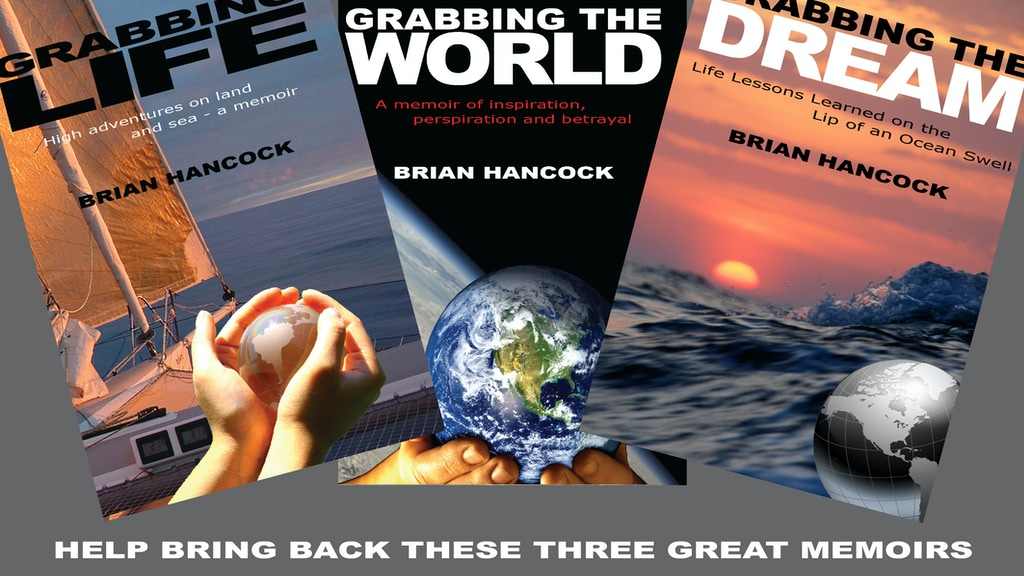 Bring Back the Books by Brian Hancock project video thumbnail