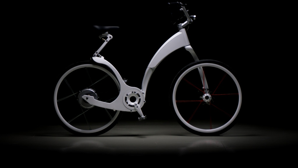 Gi FlyBike: The first electric bike that folds in one second project video thumbnail
