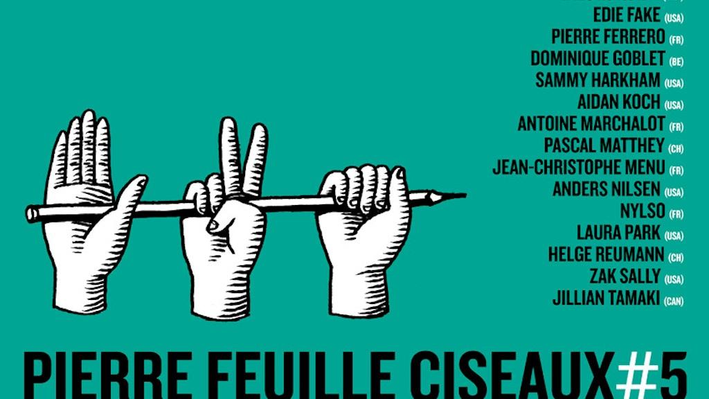 Pierre Feuille Ciseaux #5 project video thumbnail