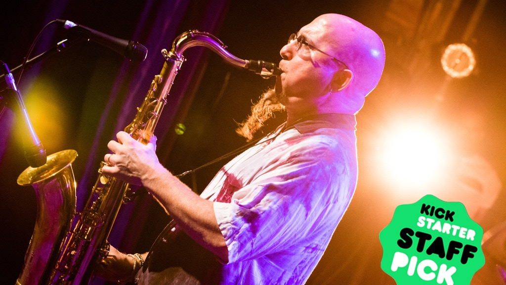 Jeff Coffin & Crescent Super Band: Cuba Benefit Album project video thumbnail