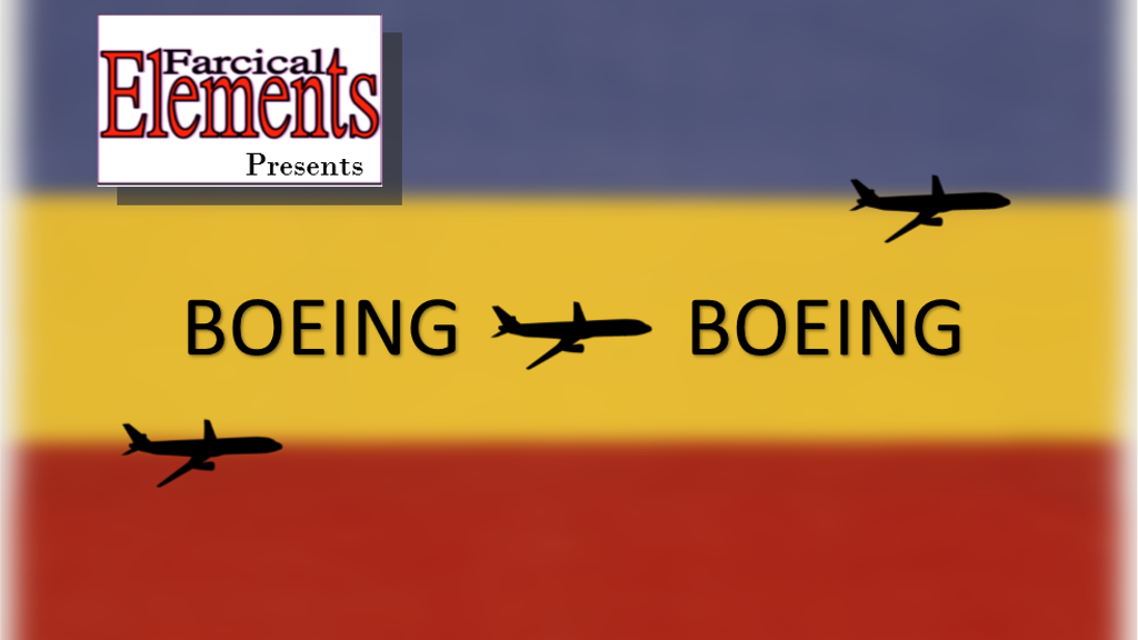 Farcical Elements Presents Boeing-Boeing project video thumbnail