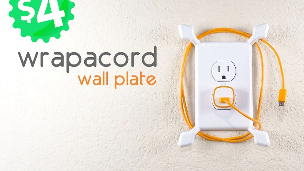 Wrapacord Wall Plate project video thumbnail