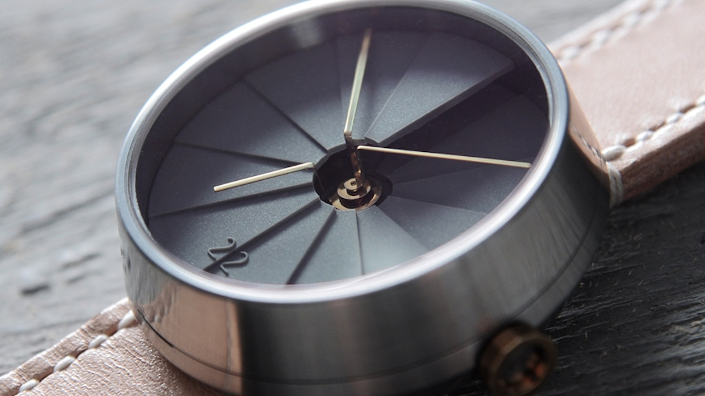 4th Dimension Watch - A watch that connects time and space project video thumbnail