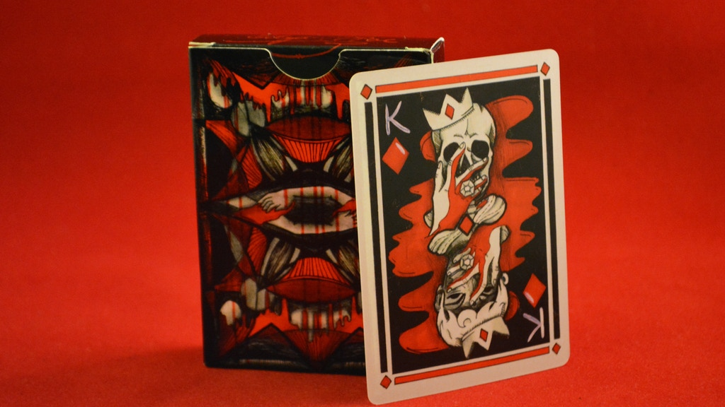 Amontillado Playing Cards project video thumbnail