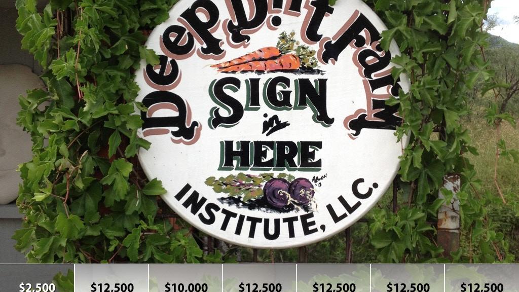 Deep Dirt Farm Institute LLC project video thumbnail