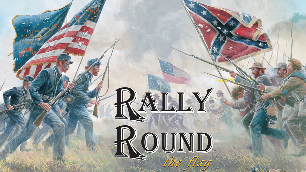 Rally Round the Flag project video thumbnail