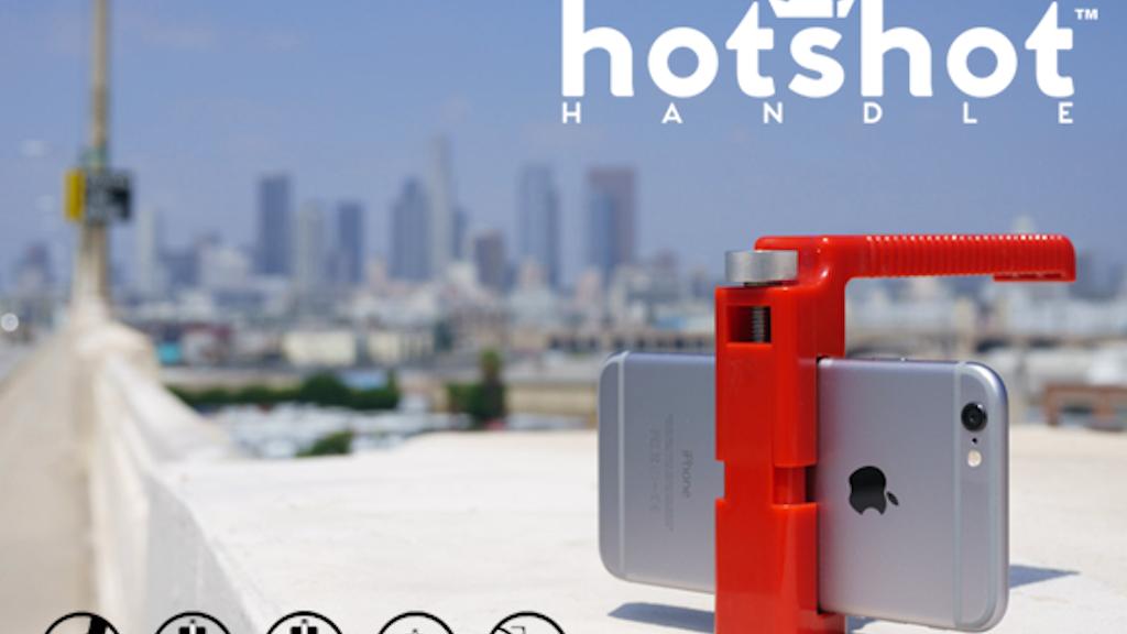 Hotshot Phone Handle project video thumbnail
