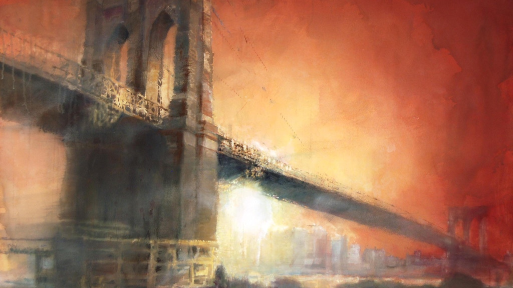 The Bridges of New York: Limited Edition Prints project video thumbnail