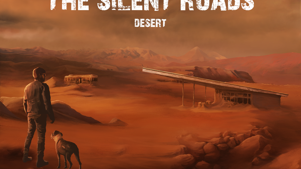 The Silent Roads: Desert project video thumbnail