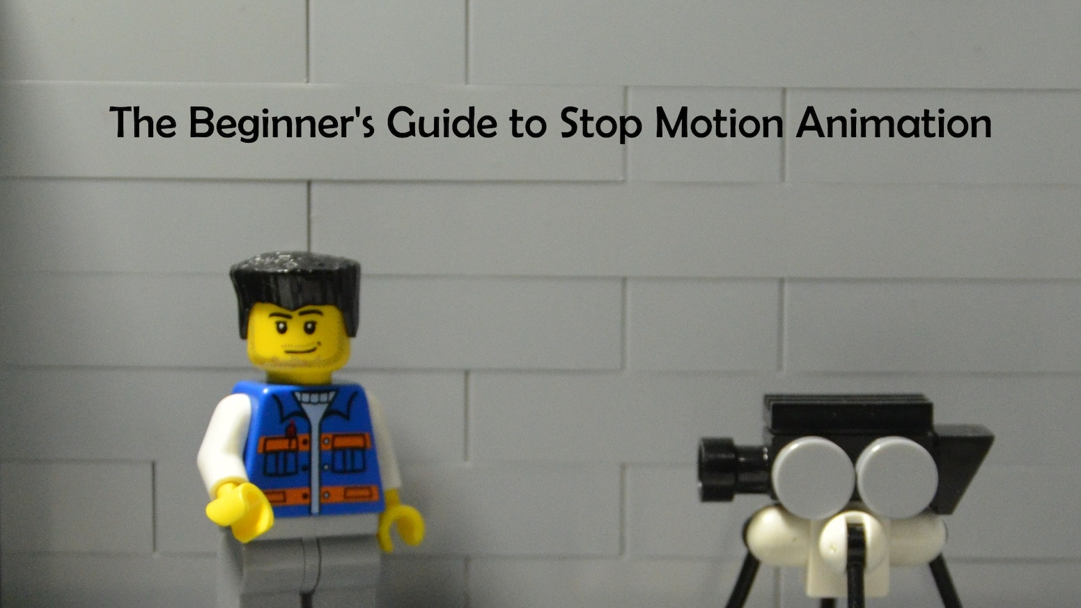The Beginners Guide To Stop Motion Animation with Lego Brick by ...