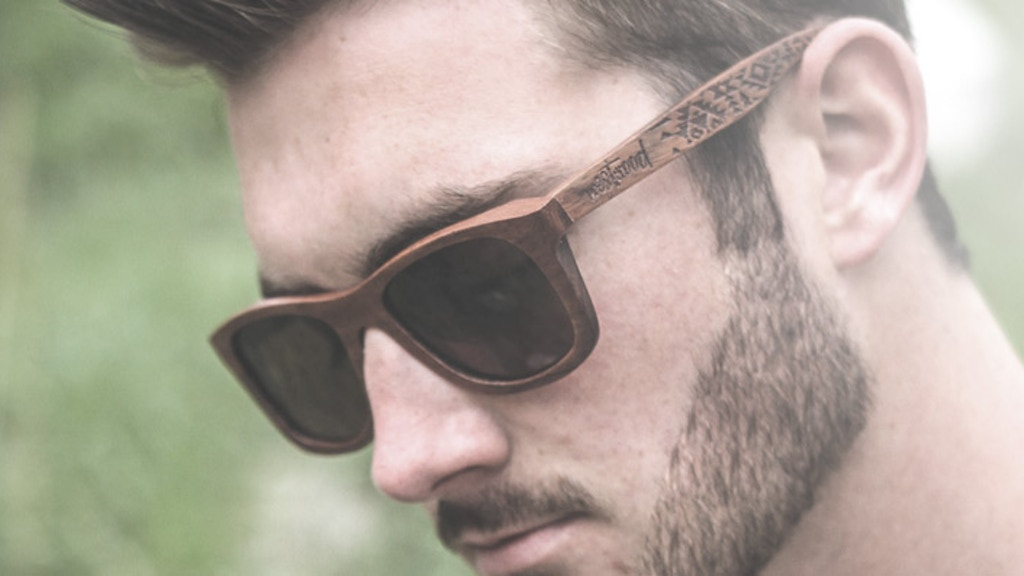 The Tribal Collection | Wooden Polarized Shades project video thumbnail