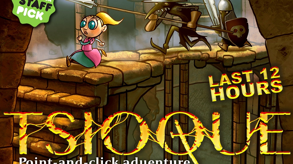 TSIOQUE - An animated 2D adventure game project video thumbnail