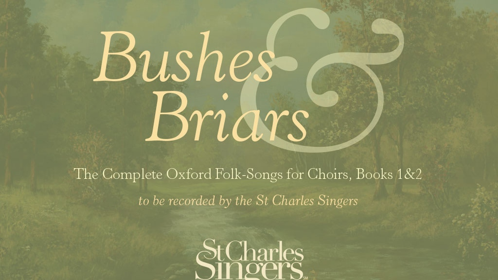 Bushes & Briars project video thumbnail