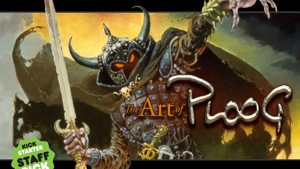 The Art of Ploog project video thumbnail