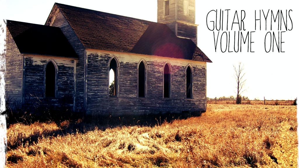 Guitar Hymns Vol. 1 and 2 CD's by Donovan Raitt project video thumbnail