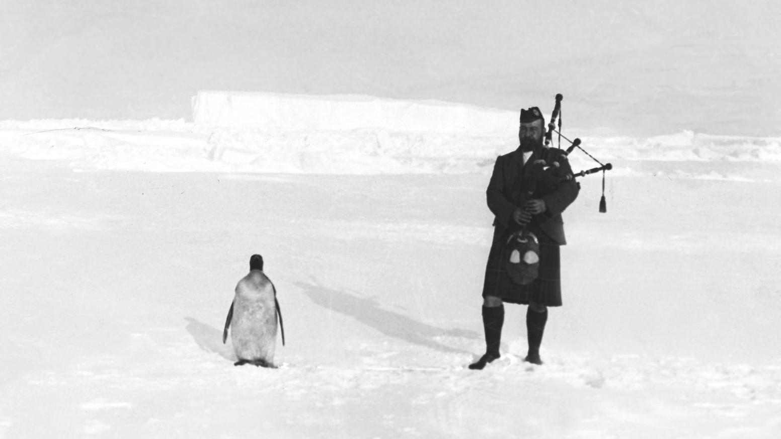 Send Idle Words to Antarctica by Maciej Ceglowski — Kickstarter