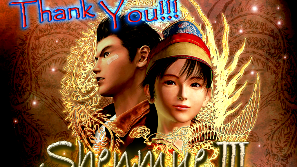 Shenmue 3 project video thumbnail