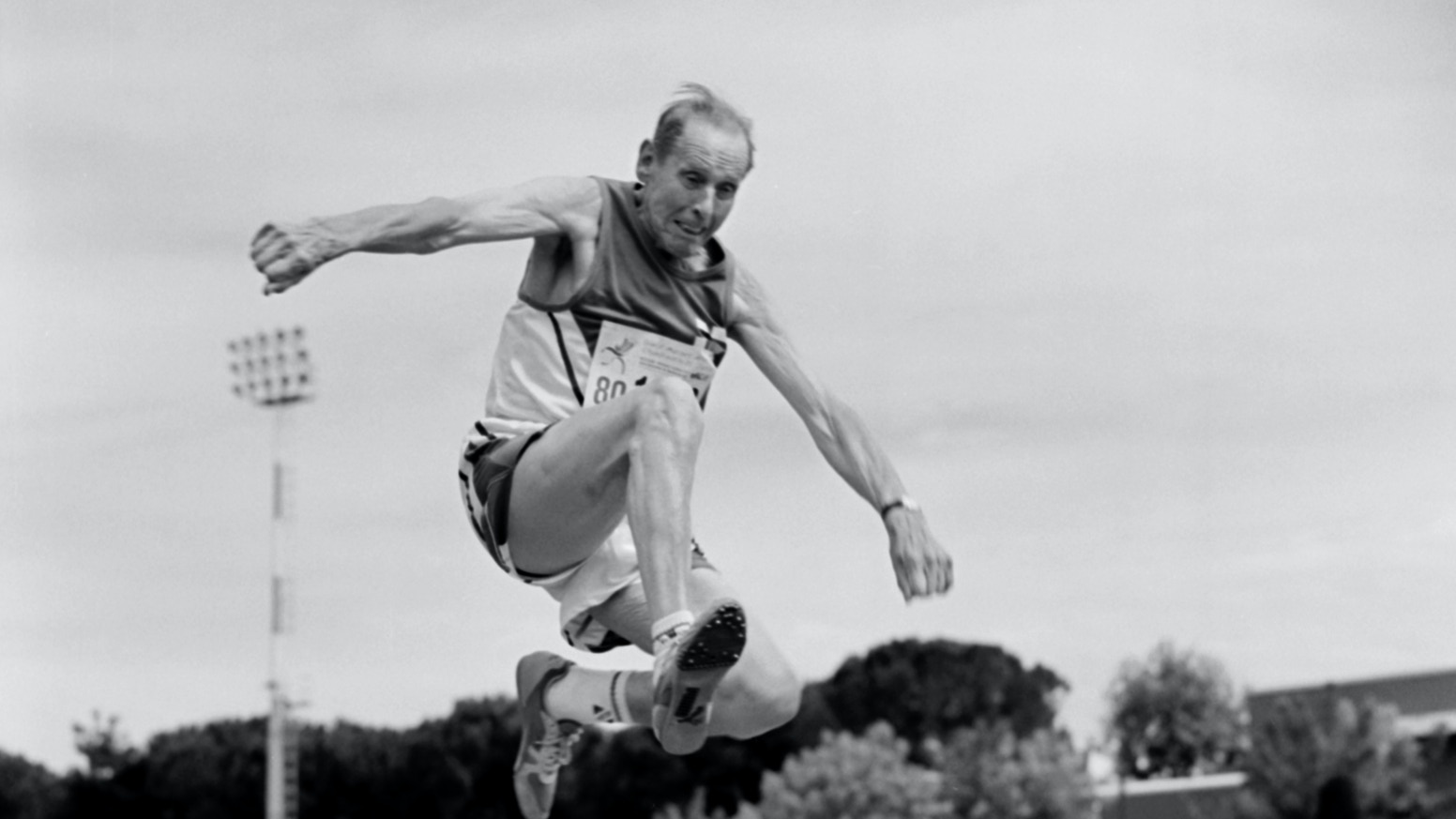 Racing Age is a documentary photography book about masters track & field athletes of retirement age and older who are redefining the stereotypes and limitations of age.