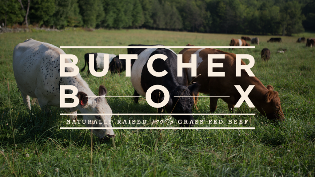 ButcherBox: Open your door to healthy, 100% grass-fed beef project video thumbnail