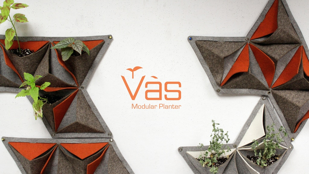 Vàs: Modular Vertical Planter project video thumbnail
