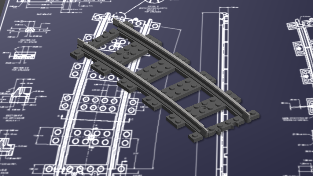 Project image for Additional Track Geometries for LEGO® Trains