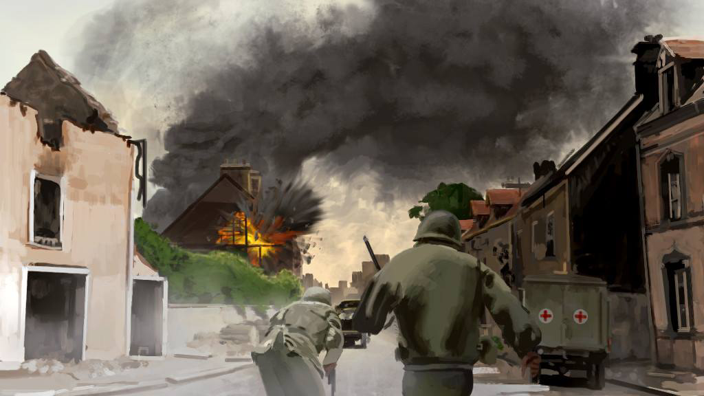 Project image for War Zone : Four Fronts