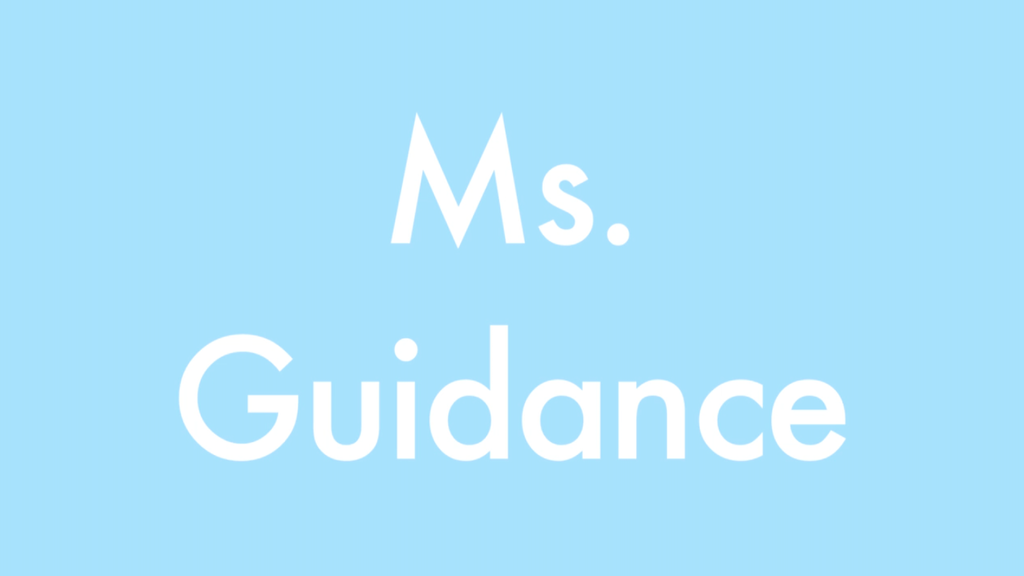 Ms. Guidance project video thumbnail