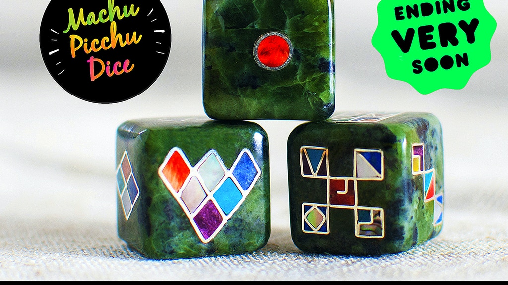 (The Awesome & Mighty) Machu Picchu Dice project video thumbnail