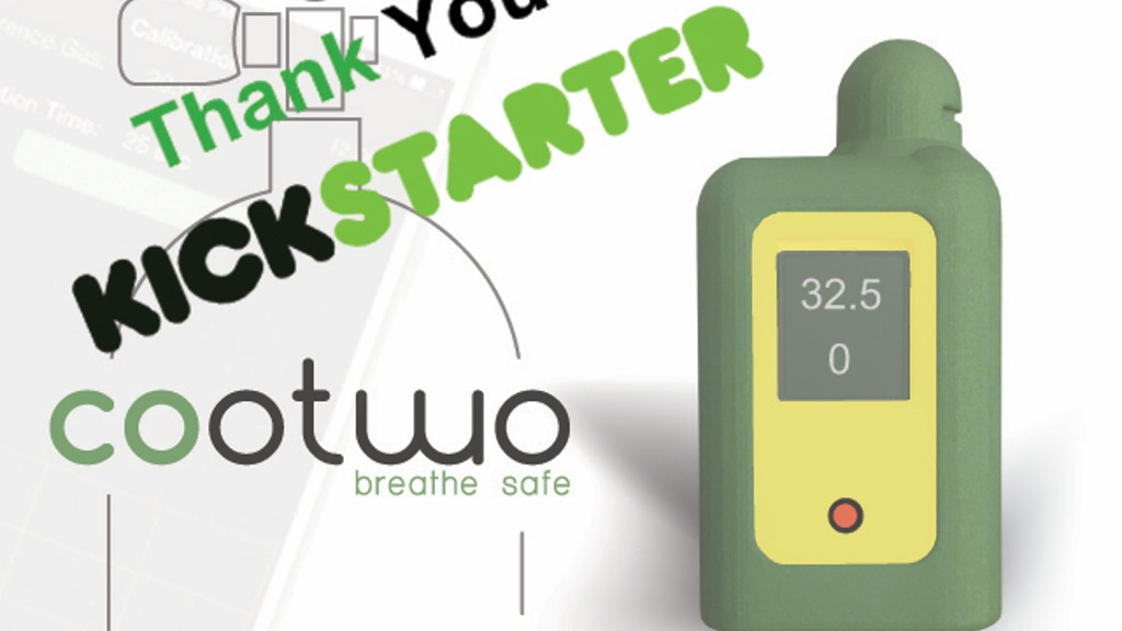 cootwo: CO and O2 dual-gas analyzer for SCUBA divers. project video thumbnail