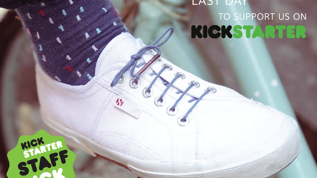 UNDO Laces: Offset the Carbon Footprint of Shoes with Style project video thumbnail