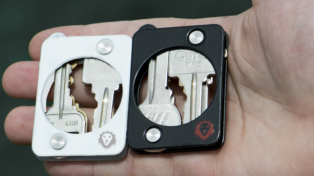 KeyPack -  The Modern Way to Carry Your Keys project video thumbnail