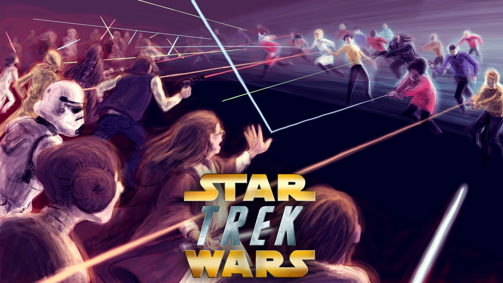 Star Trek Wars 2.0 project video thumbnail