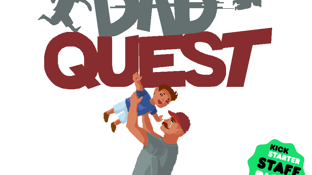 Dad Quest project video thumbnail