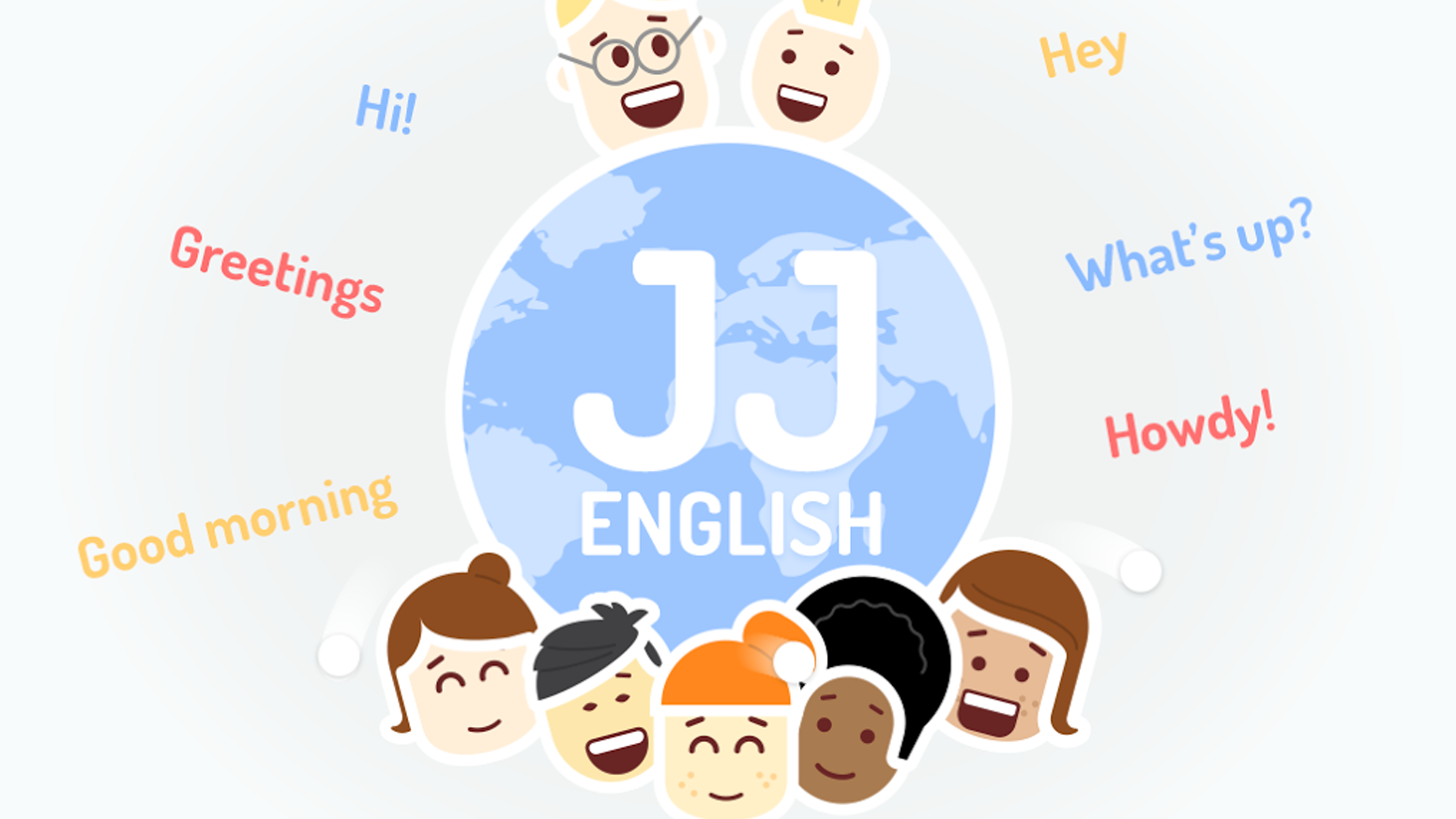 A digital platform providing customized English lessons based on student progress, where teachers and students can interact.