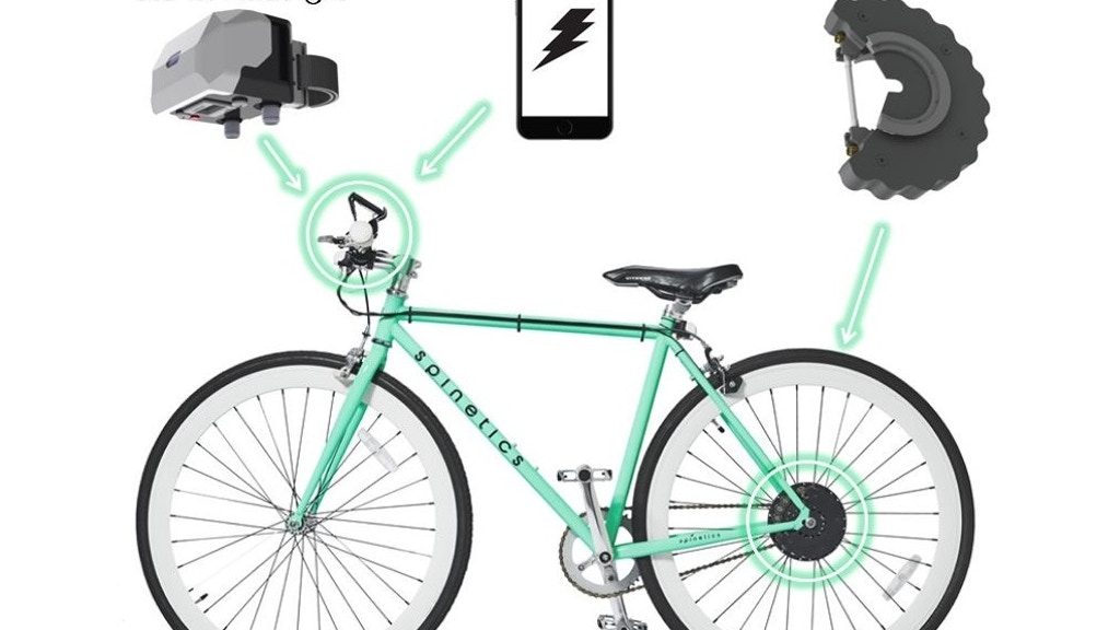 Project image for Complete Bicycle-Powered USB Charger System (the CydeKick)