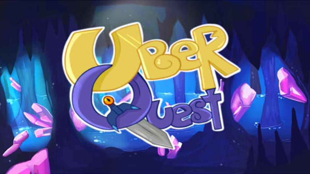 UberQuest: Volume 1 - Journey into Evyr project video thumbnail
